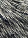 Fiber Content 70% Acrylic, 30% Wool, Brand Ice Yarns, Grey Shades, Black, fnt2-67912