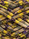 Fiber Content 100% Micro Fiber, Purple, Neon Yellow, Light Blue, Brand Ice Yarns, Brown, fnt2-67930
