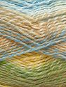 Περιεχόμενο ίνας 100% Ακρυλικό, Yellow, White, Turquoise, Brand Ice Yarns, Camel, Blue, fnt2-67935