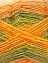 Περιεχόμενο ίνας 100% Ακρυλικό, Yellow, White, Orange, Brand Ice Yarns, Green, Camel, fnt2-67944