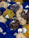 Fancy yarns In this list; you see most recent 50 mixed lots. <br> To see all <a href=&amp/mixed_lots/o/4#list&amp>CLICK HERE</a> (Old ones have much better deals)<hr> Brand Ice Yarns, fnt2-68121