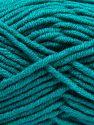 Contenido de fibra 50% Acrílico, 50% Lana Merino, Brand Ice Yarns, Emerald Green, Yarn Thickness 5 Bulky  Chunky, Craft, Rug, fnt2-68239