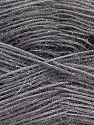 Contenido de fibra 60% Poliéster, 40% Metálicos Lurex, Brand Ice Yarns, Grey, Yarn Thickness 3 Light  DK, Light, Worsted, fnt2-68251