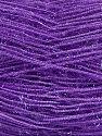 Fiberinnehåll 60% Polyester, 40% metalliskt Lurex, Lilac, Brand Ice Yarns, Yarn Thickness 3 Light  DK, Light, Worsted, fnt2-68255