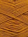 Fiberinnehåll 60% Merino, 40% Akryl, Brand Ice Yarns, Gold, fnt2-68573