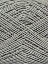 Fiber Content 100% Cotton, Light Grey, Brand Ice Yarns, fnt2-68605