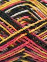 Fiber Content 100% Acrylic, Yellow, Salmon, Light Grey, Brand Ice Yarns, Black, fnt2-68625