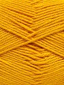 Fiber Content 60% Bamboo, 40% Polyamide, Yellow, Brand Ice Yarns, fnt2-68640