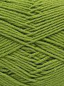Fiber Content 60% Bamboo, 40% Polyamide, Pistachio Green, Brand Ice Yarns, fnt2-68642