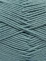 Fiber Content 60% Bamboo, 40% Polyamide, Light Indigo Blue, Brand Ice Yarns, fnt2-68646