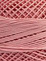 Fiber Content 100% Acrylic, Brand Ice Yarns, Baby Pink, fnt2-68675