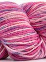 İçerik 90% Polyamid, 10% Kaşmir, Pink Shades, Brand Ice Yarns, Grey Shades, fnt2-68727