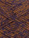 Contenido de fibra 72% Algodón, 28% Poliamida, Purple, Brand Ice Yarns, Bronze, Yarn Thickness 3 Light DK, Light, Worsted, fnt2-68968
