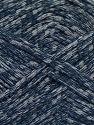 Contenido de fibra 72% Algodón, 28% Poliamida, Navy, Light Grey, Brand Ice Yarns, Yarn Thickness 3 Light DK, Light, Worsted, fnt2-68969