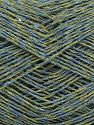 Fiber Content 100% Cotton, Light Green, Jeans Blue, Brand Ice Yarns, Yarn Thickness 2 Fine Sport, Baby, fnt2-69091
