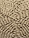 Fiber Content 60% Bamboo, 40% Polyamide, Brand Ice Yarns, Beige, fnt2-69781