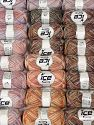 Cashmere Viscose Yarns In this list; you see most recent 50 mixed lots. <br> To see all <a href=&amp/mixed_lots/o/4#list&amp>CLICK HERE</a> (Old ones have much better deals)<hr> İçerik 85% Viskon, 15% Kaşmir, Brand Ice Yarns, fnt2-69862