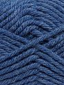 Fiber Content 100% Acrylic, Jeans Blue, Brand Ice Yarns, fnt2-69993