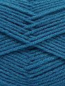İçerik 100% Akrilik, Turquoise, Brand Ice Yarns, Yarn Thickness 3 Light DK, Light, Worsted, fnt2-70045