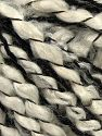 İçerik 90% Akrilik, 10% Polyester, White, Brand Ice Yarns, Black, fnt2-70061