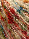 Contenido de fibra 50% Micro fibra, 38% Acrílico, 11% Poliamida, 1% Elastan, Rainbow, Brand Ice Yarns, fnt2-70082