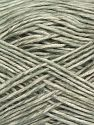 Fiber Content 80% Cotton, 20% Acrylic, Light Grey, Brand Ice Yarns, fnt2-70133
