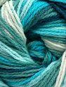 İçerik 100% Akrilik, Turquoise Shades, Brand Ice Yarns, fnt2-70161