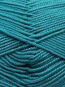 Fiber Content 100% Antipilling Acrylic, Turquoise, Brand Ice Yarns, fnt2-70263