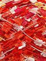 Fiber Content 100% Polyester, Red, Pink, Orange, Brand Ice Yarns, Gold, fnt2-70271
