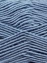 Fiber Content 100% Antipilling Acrylic, Light Blue, Brand Ice Yarns, fnt2-70279