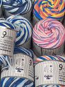 Cakes Air Yarns In this list; you see most recent 50 mixed lots. <br> To see all <a href=&amp/mixed_lots/o/4#list&amp>CLICK HERE</a> (Old ones have much better deals)<hr> Fiber Content 50% Acrylic, 50% Polyamide, Brand Ice Yarns, fnt2-70522
