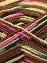 Fiber Content 100% Acrylic, Pink, Khaki, Brand Ice Yarns, Brown, Black, Beige, fnt2-71061