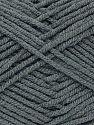 Fiber Content 50% Bamboo, 50% Acrylic, Brand Ice Yarns, Grey, fnt2-71354