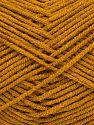 Contenido de fibra 50% De bambú, 50% Acrílico, Brand Ice Yarns, Dark Gold, fnt2-71360
