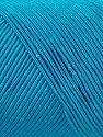Contenido de fibra 70% Poliéster, 30% Algodón, Turquoise, Brand Ice Yarns, fnt2-71406