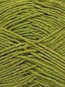 Vezelgehalte 100% Katoen, Pistachio Green, Brand Ice Yarns, fnt2-71413