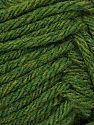 Contenido de fibra 88% Acrílico, 12% Lana, Brand Ice Yarns, Green, Yarn Thickness 5 Bulky Chunky, Craft, Rug, fnt2-71541