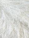 Fiber Content 100% Polyester, Brand Ice Yarns, Ecru, Yarn Thickness 5 Bulky Chunky, Craft, Rug, fnt2-22746