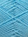 Fiber Content 100% Acrylic, Light Blue, Brand Ice Yarns, Yarn Thickness 2 Fine  Sport, Baby, fnt2-23603