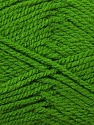 Bulky  Fiber Content 100% Acrylic, Brand Ice Yarns, Green, Yarn Thickness 5 Bulky  Chunky, Craft, Rug, fnt2-23760