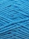 Bulky  Fiber Content 100% Acrylic, Light Blue, Brand Ice Yarns, Yarn Thickness 5 Bulky  Chunky, Craft, Rug, fnt2-23761