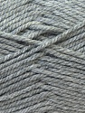 Bulky  Fiber Content 100% Acrylic, Light Grey, Brand Ice Yarns, Yarn Thickness 5 Bulky  Chunky, Craft, Rug, fnt2-24501