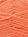 Fiber Content 100% Baby Acrylic, Light Orange, Brand ICE, Yarn Thickness 2 Fine Sport, Baby, fnt2-24527
