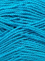 Fiber Content 100% Acrylic, Turquoise, Brand Ice Yarns, Yarn Thickness 1 SuperFine  Sock, Fingering, Baby, fnt2-24606