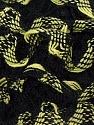 Fiber Content 100% Acrylic, Light Green, Brand Ice Yarns, Black, Yarn Thickness 6 SuperBulky  Bulky, Roving, fnt2-25162