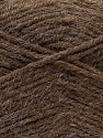 Fiber Content 70% Dralon, 30% Alpaca, Brand Ice Yarns, Brown, Yarn Thickness 4 Medium  Worsted, Afghan, Aran, fnt2-25375