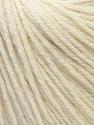 Fiber Content 40% Merino Wool, 40% Acrylic, 20% Polyamide, White, Brand Ice Yarns, Yarn Thickness 2 Fine  Sport, Baby, fnt2-26113