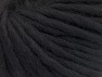 Fiber Content 100% Australian Wool, Brand Ice Yarns, Black, Yarn Thickness 6 SuperBulky  Bulky, Roving, fnt2-26148