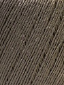 Fiber Content 50% Viscose, 50% Linen, Brand Ice Yarns, Camel Brown, Yarn Thickness 2 Fine  Sport, Baby, fnt2-27252