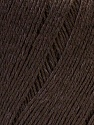 Contenido de fibra 50% Viscosa, 50% Ropa, Brand Ice Yarns, Brown, Yarn Thickness 2 Fine  Sport, Baby, fnt2-27253
